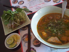 Bun Bo Hue piatto