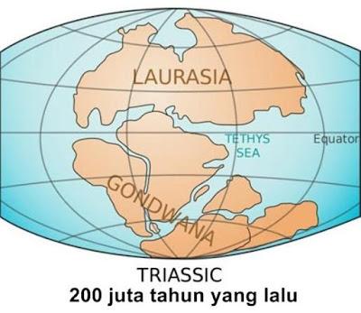 Benua Kuno yang Hilang ditemukan di bawah Mauritius