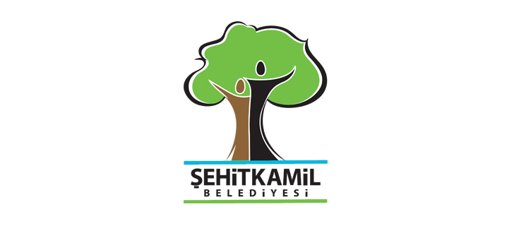 Gaziantep Şehitkamil Belediyesi Vektörel Logosu