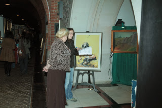 Właścicielka domu aukcyjnego Okna Sztuki