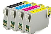 Epson Stylus TX400 Cartridge Traits