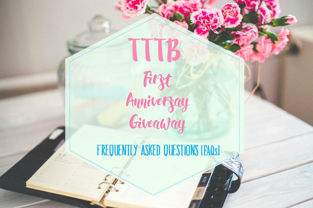 First-Anniversary-Giveaway-FAQ-TTTB