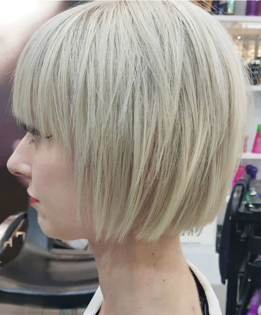 short layered haircuts for fine hair 2019