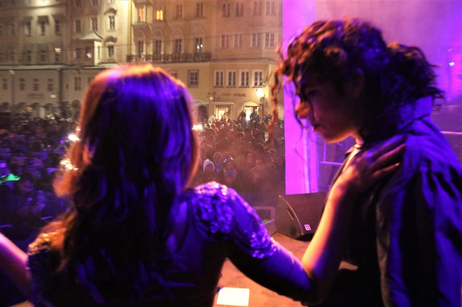Delfim Miranda - Michael Jackson Tribute - The Way You Make Me Feel - Live in Linz - Austria