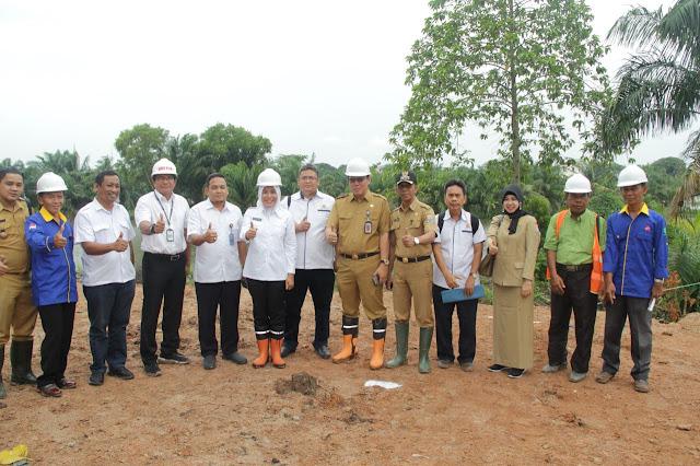 Pemkot Kebut Pembangunan Pompanisasi Dan Revitalisasi Kolam Retensi