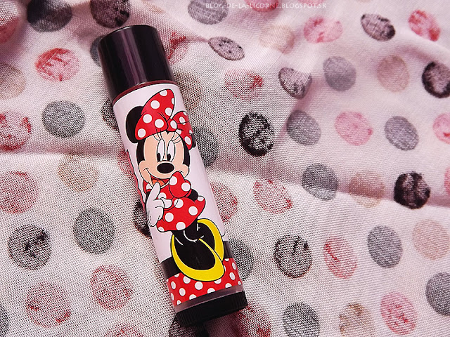Minnie Mouse Strawberry Lip Smacker