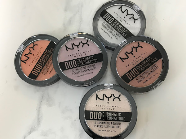 NYX Duo Chromatic Illuminating Powders