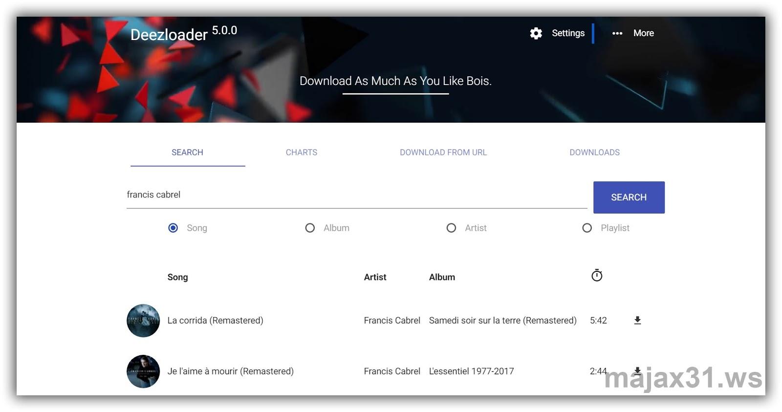 deezloader remix 4.1.3 apk