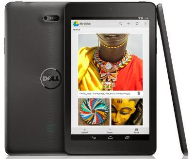 Dell Venue 7 and Venue 8