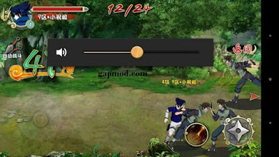 Download Naruto Adventure 3D v2.2 Apk Terbaru Gratis