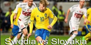 Sweden vs Slovakia Live Streaming Today 16-10-2018 International Friendly Match