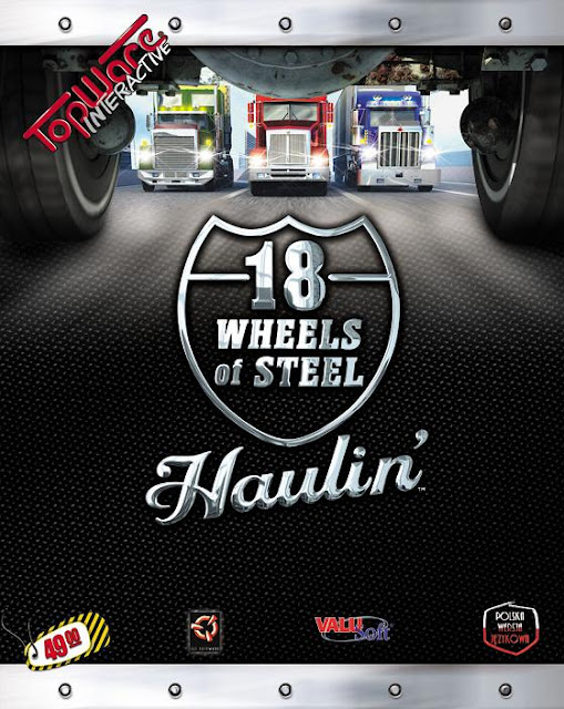 HARD TRUCK 18 WHEELS OF STEEL HAULIN Cover Photo
