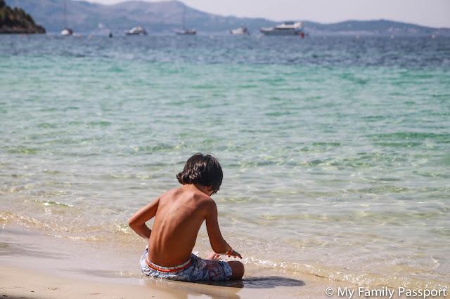 Playas Mallorca para ir con niños