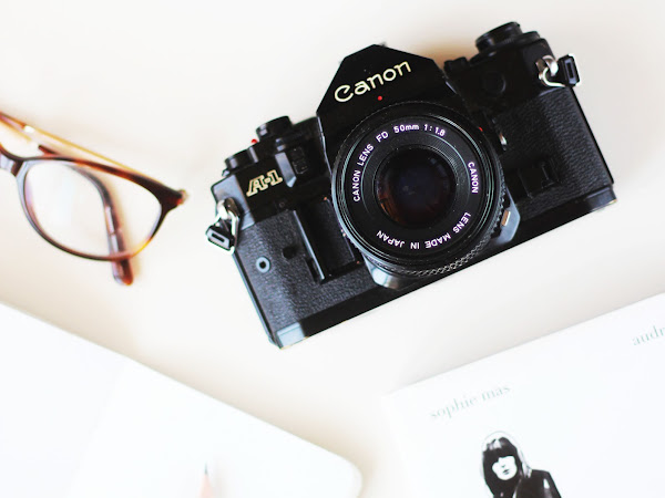 My Guide To Flatlay Photos