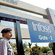 Infosys FY13 Q4 Results, Share down 17%
