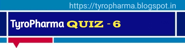 Tyro Pharma Quiz - 6