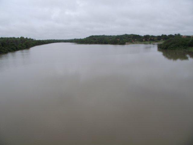 Rio Longá volta a encher em Esperantina