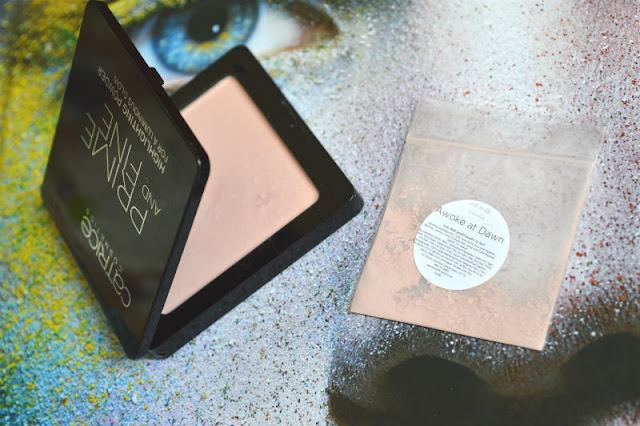 Catrice Fairy Dust highlighter - Hello Waffle Awoke at Dawn dupe