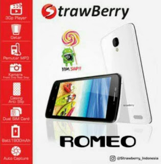 Strawberry S10 Romeo