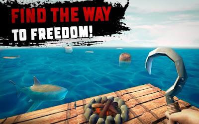 Download RAFT: Original Survival Game Apk + Mod (unlimited food and water) Offline gilaandroid.com
