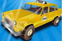 لعبة سيارة التاكسي