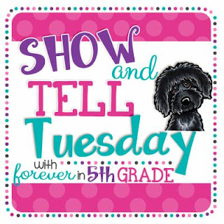 http://foreverinfifthgrade.blogspot.com/2016/11/show-tell-tuesday-november.html