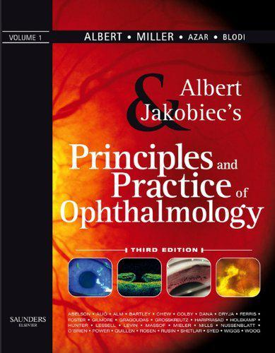 Albert Và JakoBiec, Nguyên tắc Và Thực hành Nhãn khoa 3e, Toàn tập