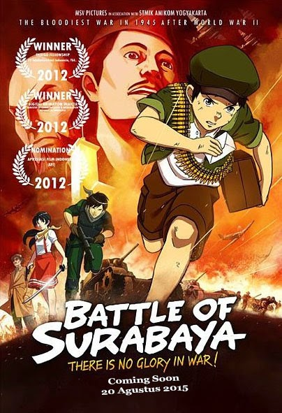 Battle of Surabaya (2015), Poster Battle of Surabaya (2015),
