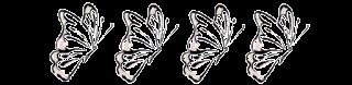 4 farfalle