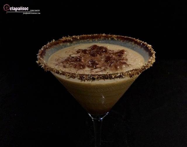 German Chocolate Cake Martini from Sugar Factory PH