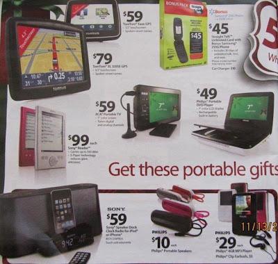 Black Friday 2011 Walmart