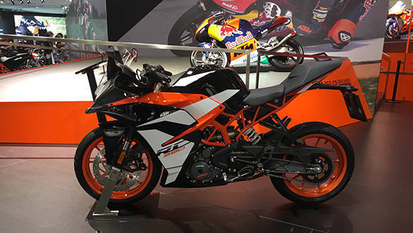 NEW KTM RC 390 2017 price, specification, details, colors in