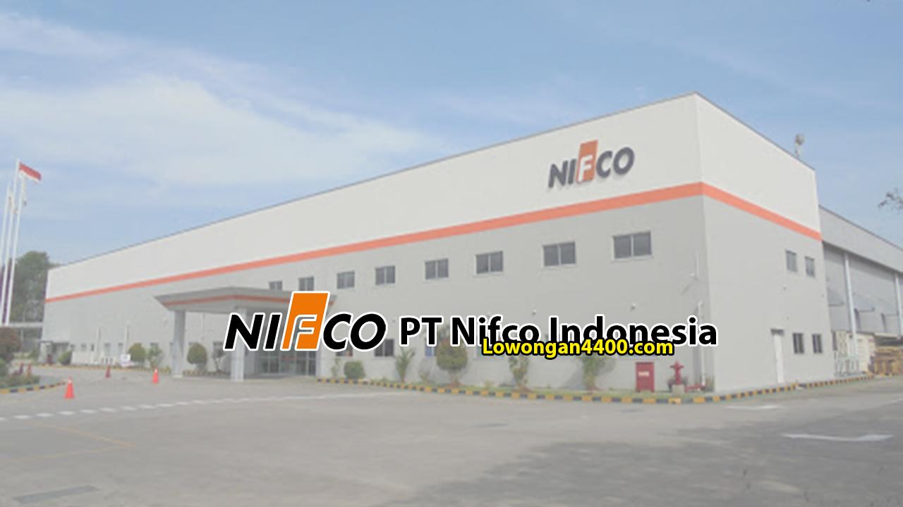 Lowongan Kerja PT Nifco Indonesia Karawang 2019