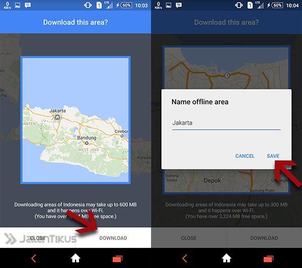 Google Maps yaitu salah satu layanan pemetaan Cara Menggunakan Google Maps Secara Offline