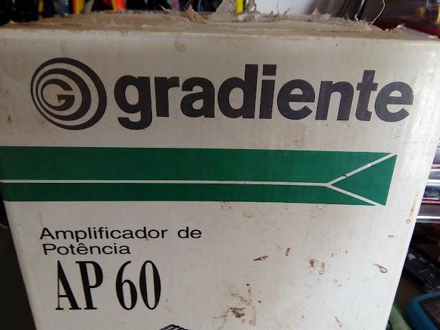 Amplificador Gradiente AP-60