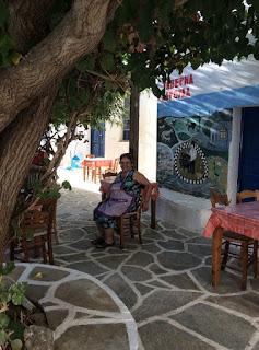 paros isole cicladi grecia