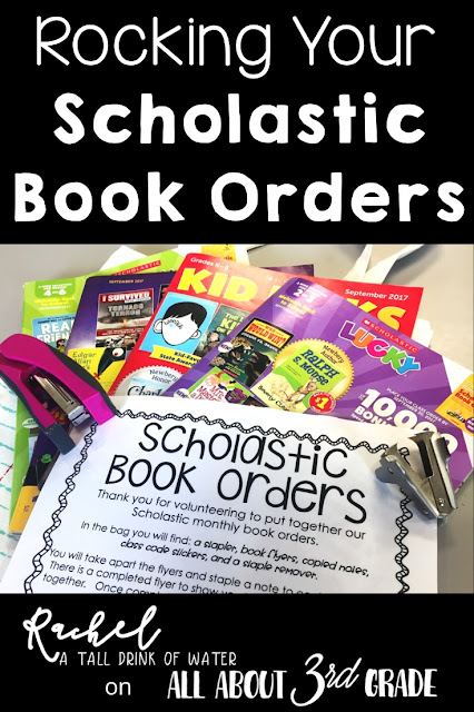 Get the most out of your Scholastic Book Orders by using these tips!