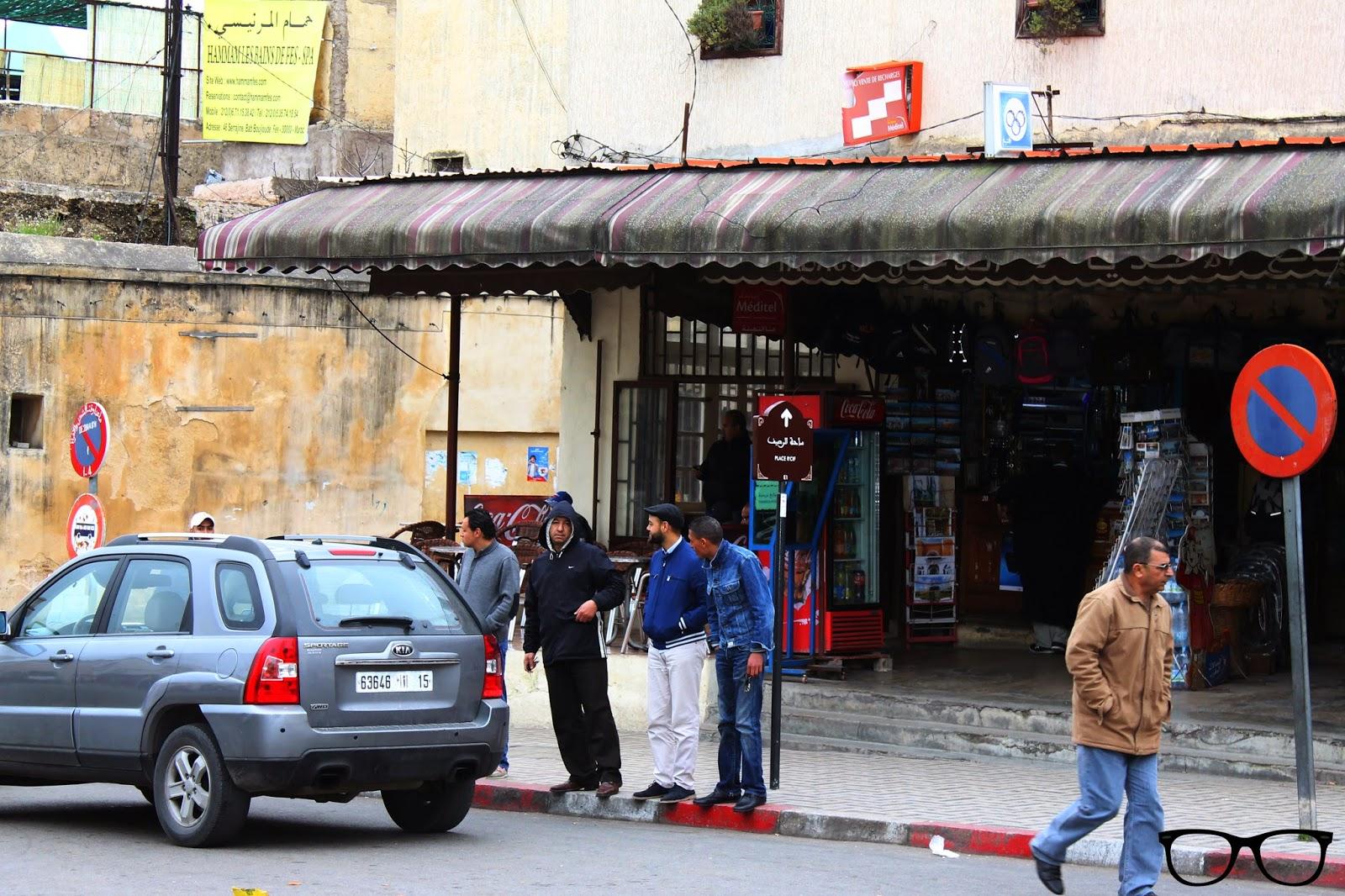 Calle Fez