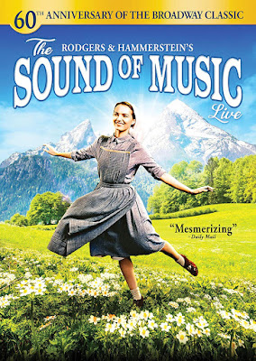 The Sound Of Music Live 2015 Dvd
