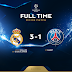 Hasil Pertandingan Real Madrid vs PSG: Skor 3-1