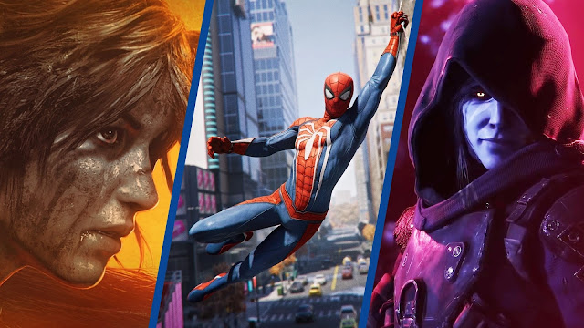 ألعاب شهر سبتمبر 2018 ، إليكم قائمة أهم الألعاب القادمة هذا الشهر ..