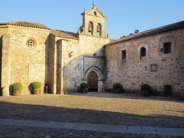 Cáceres, centro monementale