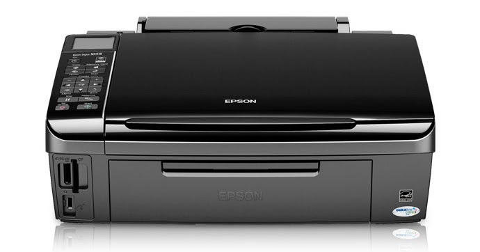 Epson Stylus NX515 Scanner Driver Software Download Manual
