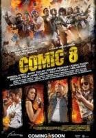 comic 8 poster