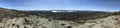 winnipesaukee, bald knob, hike, lake region conservation trust