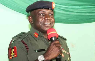 NYSC-director-general