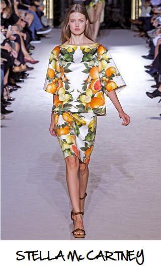 Clones 2011 vestido Stella McCartney