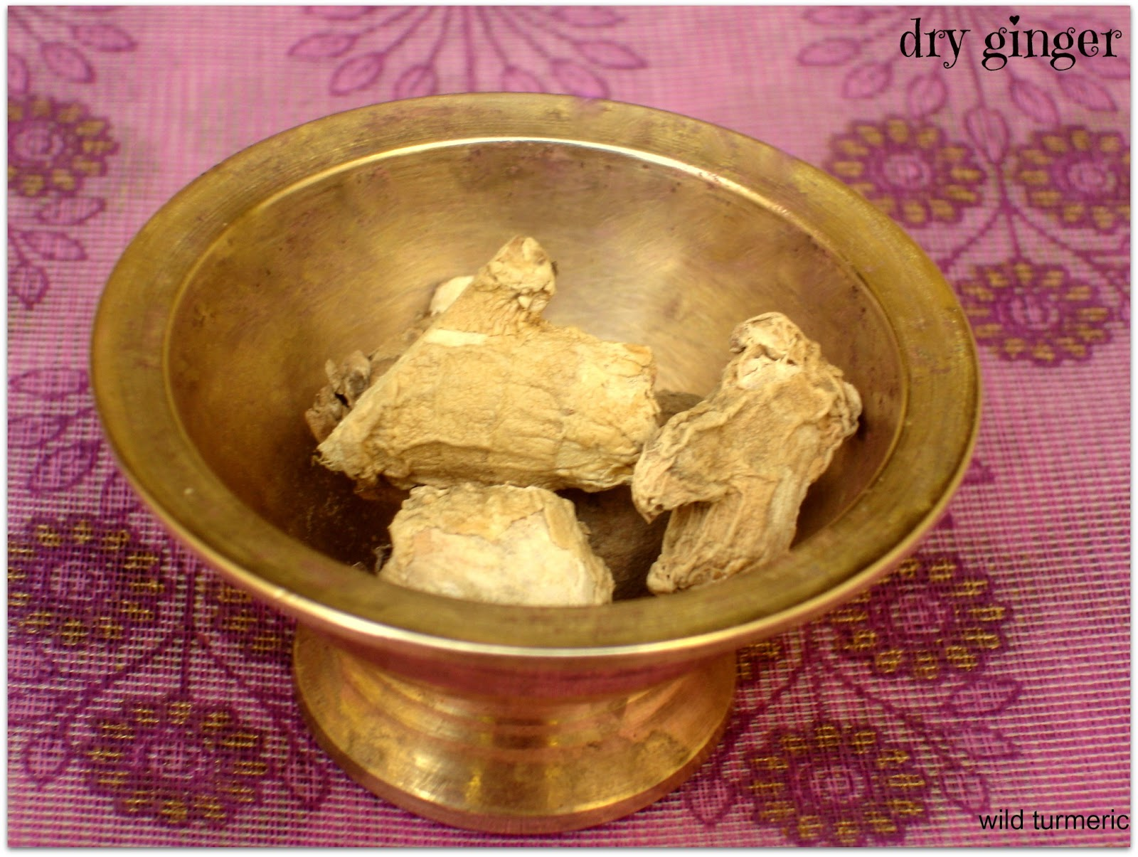 How To Use Ginger For Sinus Headaches: Ginger Poultice | Sukku Pathu