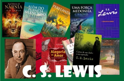 Resultado de imagem para C. S. Lewis: Ficção, alegorias e mitos