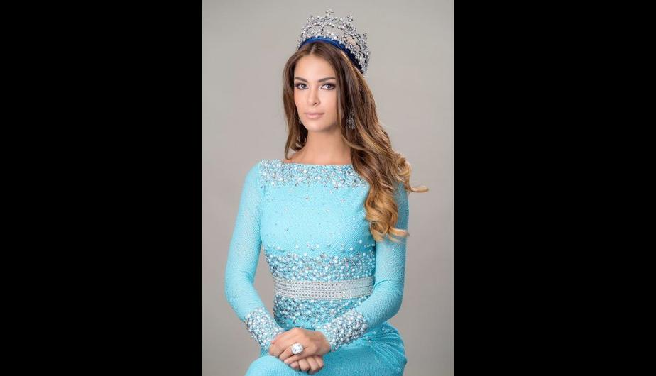 Miss Universe 2018 Name >> Matagi Mag Beauty Pageants: Valeria Piazza Vásquez - Miss Universe Peru 2016